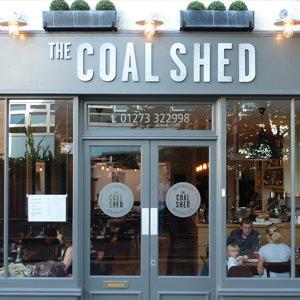 Coal Shed Exterior