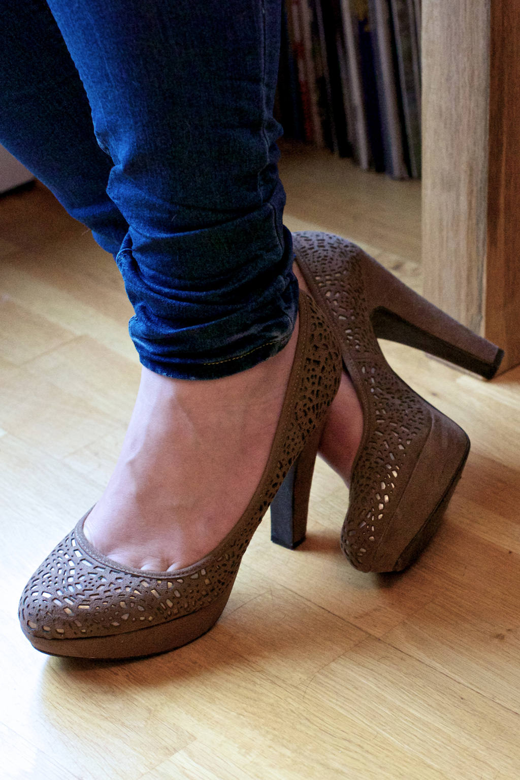 Newlook cutout heels 025 OOTD: Lazin about in ASOS