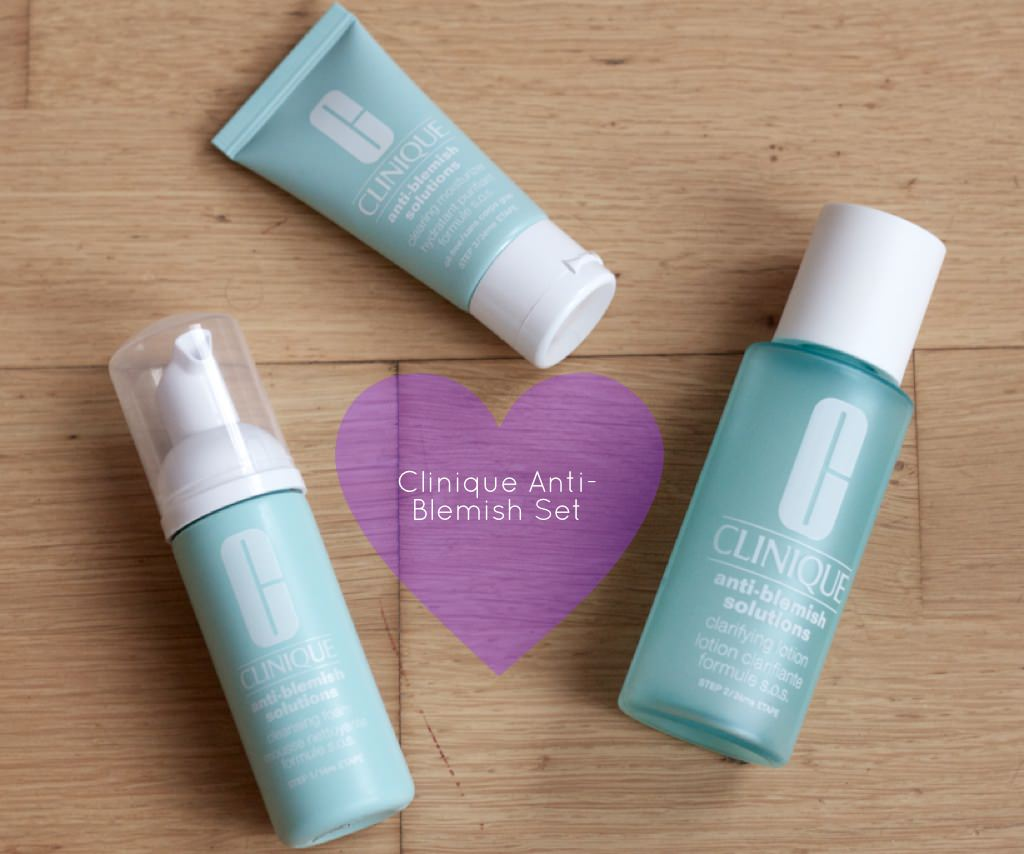 Clinique Anti Blemish Solutions 3 Pack 070 mini