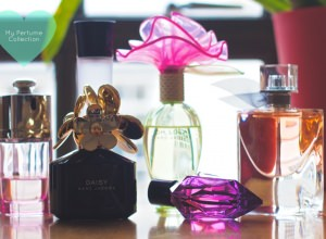 My Top 5 Perfumes