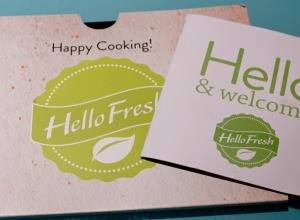 Hello Fresh: A New Eating Regime