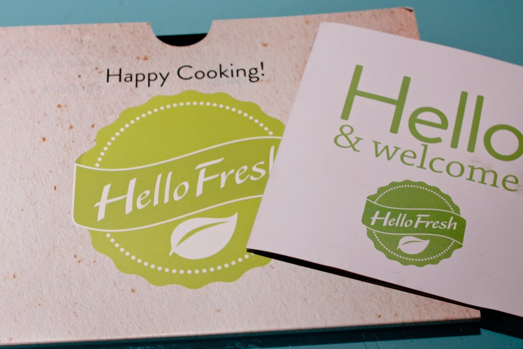 HelloFresh Welcome Booklet 084
