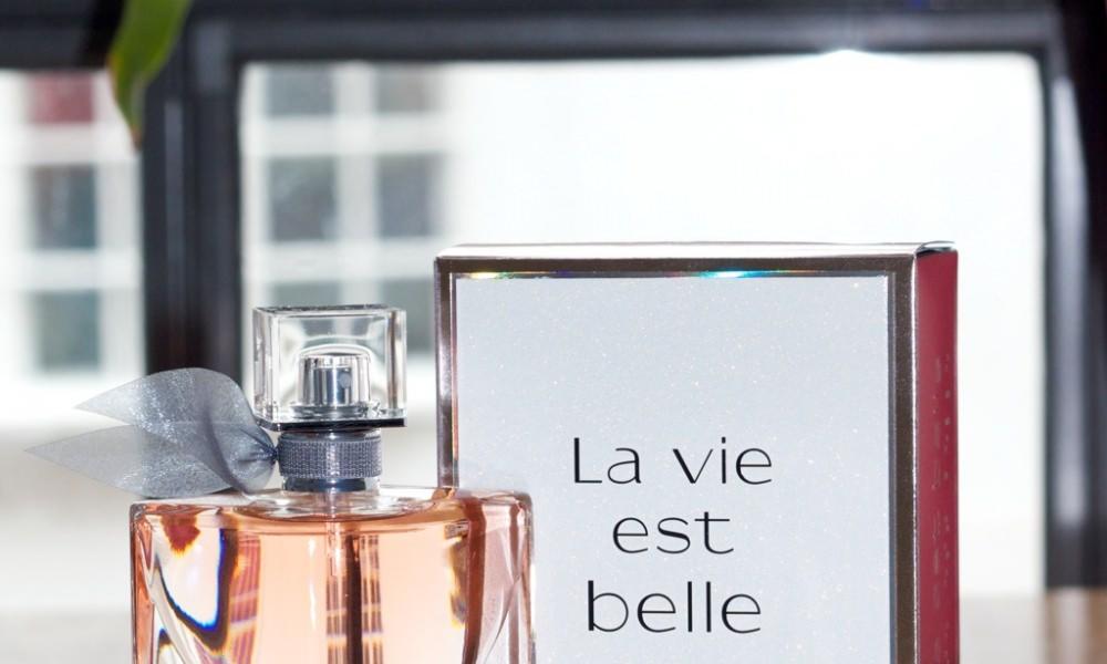 La Vie est Belle: New Lancome Perfume