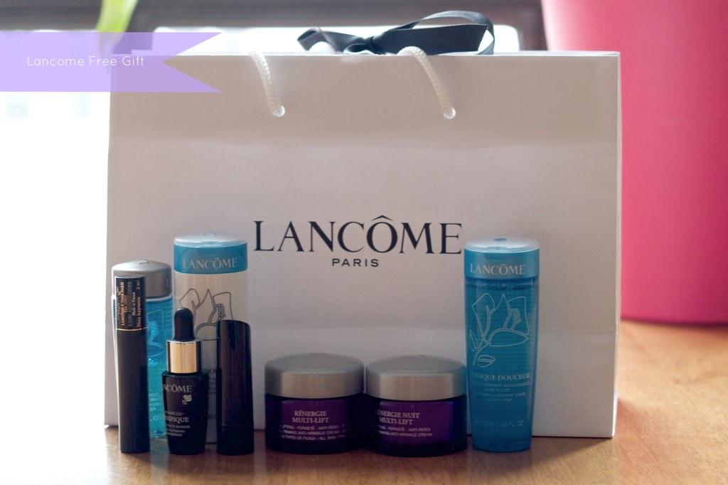 Lancome Skincare Giftset 078