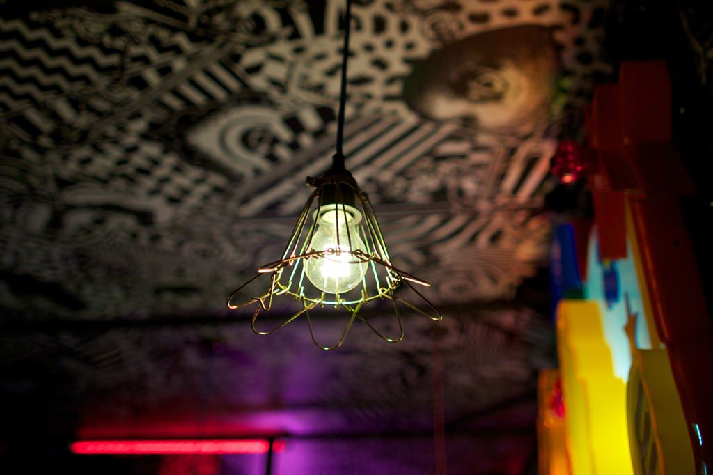 Meat Liquor Brighton Review Light 109