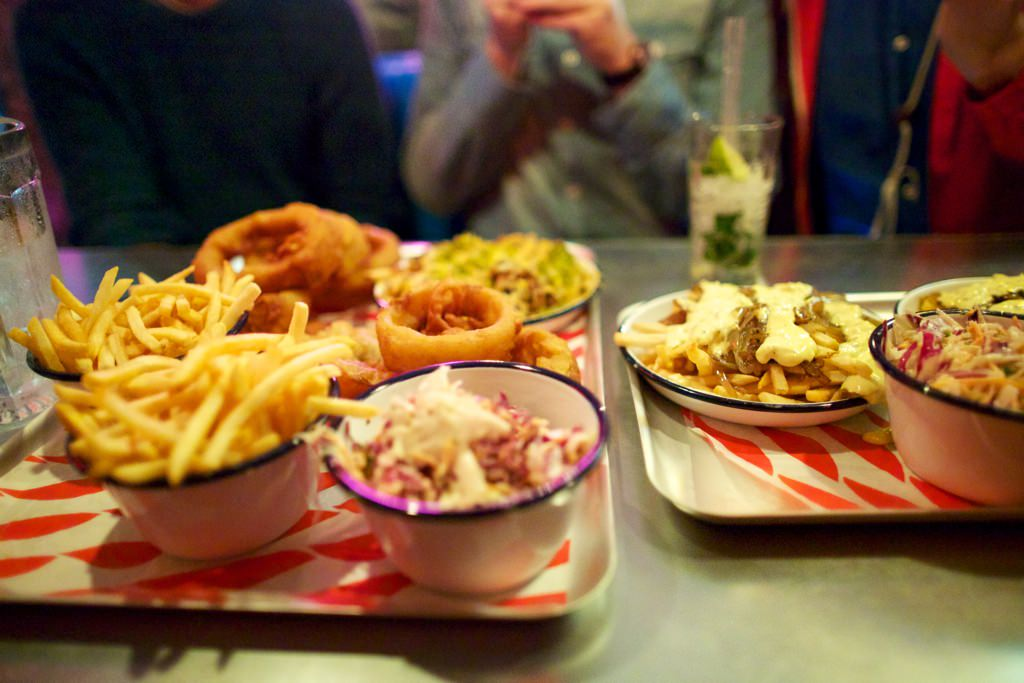 Meat Liquor Brighton Review Sides 107