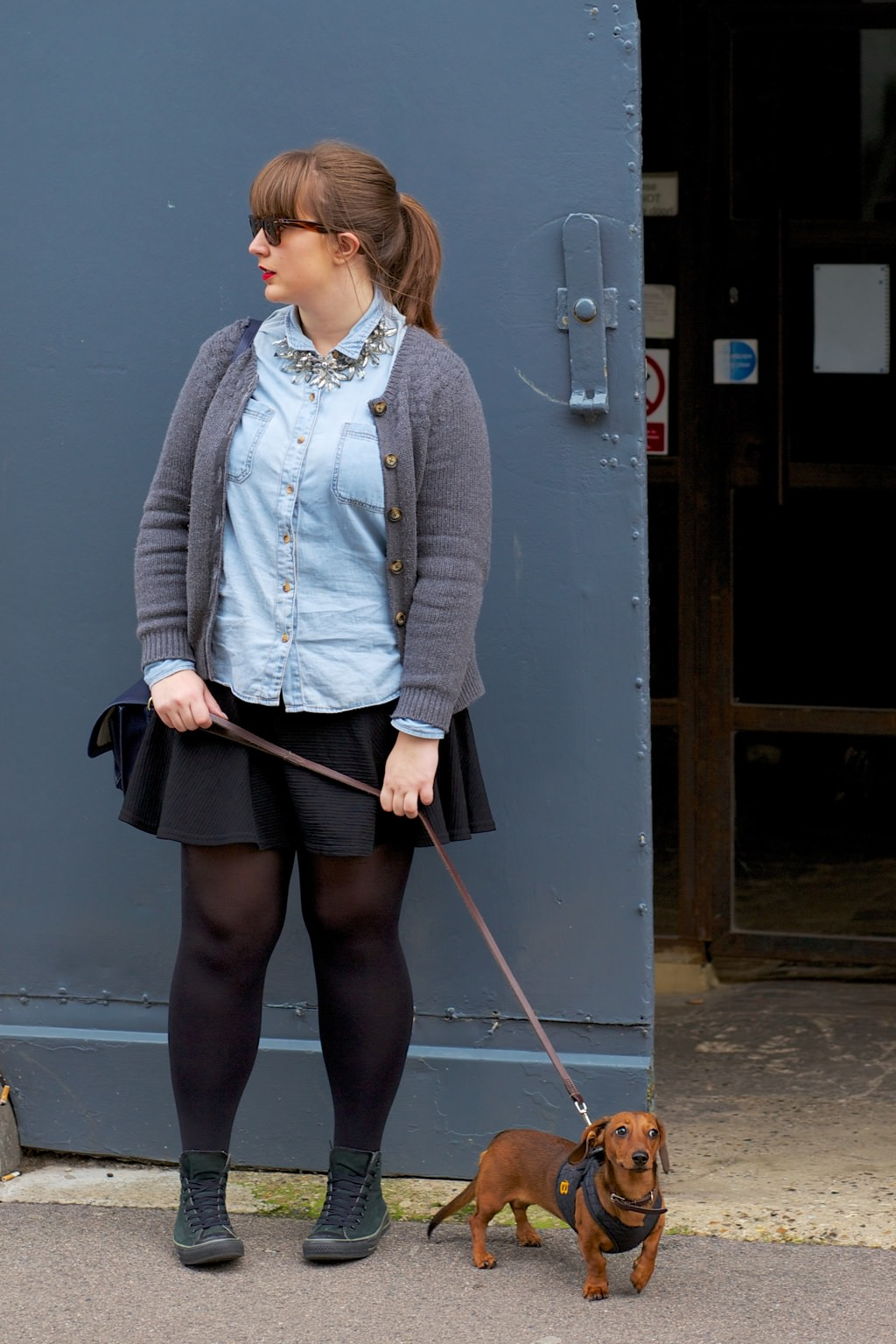 Boden Topshop Outfit Day 115