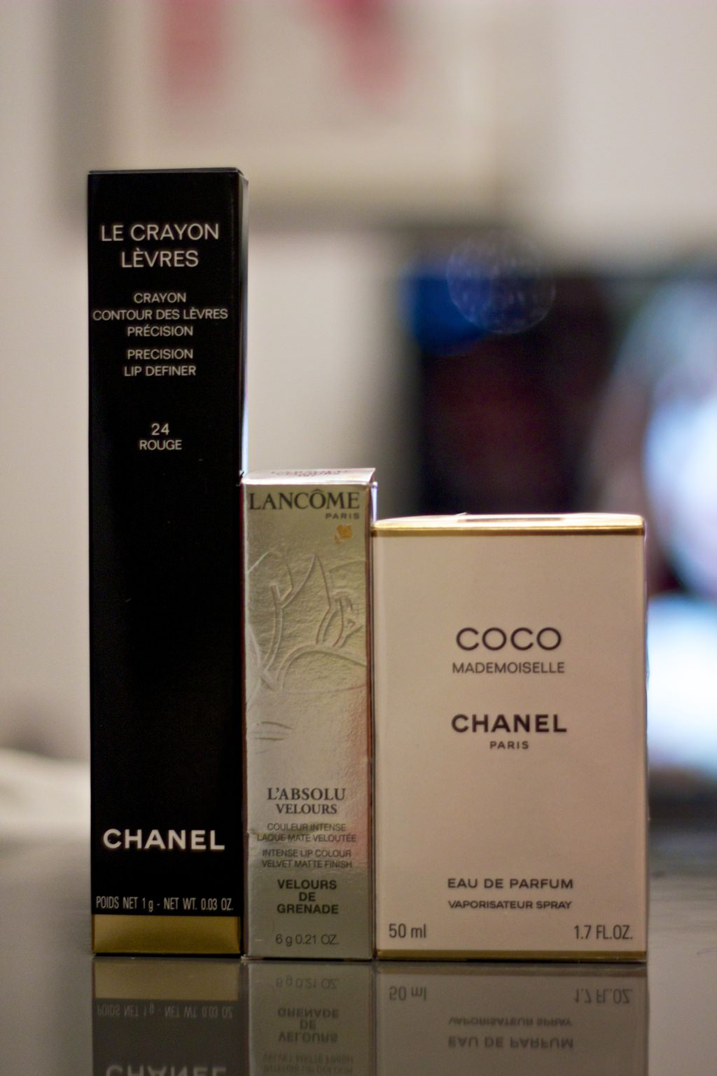 Luxury Beauty from Chanel and Lancome 002